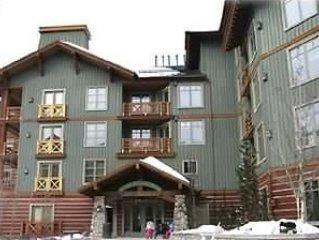 Copper Mountain - Ski ~In~/Ski Out - 2BR/2BA Condominium