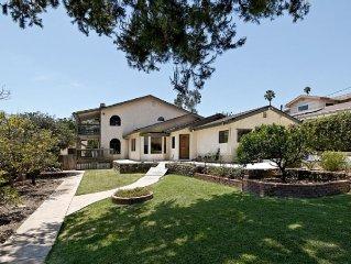 Family Getaway Central To LA, Santa Barbara, & Essential California Beaches!