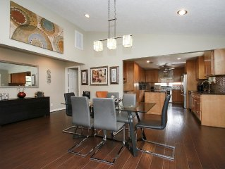 NRG 3.5miles, 5.5 miles from Medical Center, 8 miles to Galleria