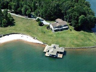 Smith Mountain Lake's Beach Retreat