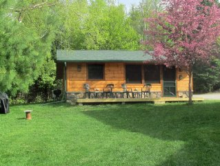 Birch Point Guest Cabin -- Private, Spacious, Quiet, Air Conditioned