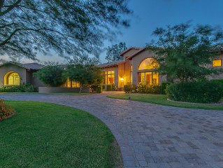 Beautiful Paradise Valley Home