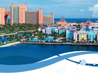 Atlantis: 1BR, 2BR, or 3BR, $2K,$3K,$5K  (Nov 2-9 only) Top Fl Waterfrnt Lockof