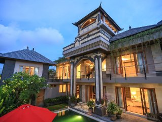 Come And Make Yourself At Home In Our Beautiful New Balinese Style Villa.