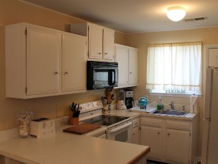 Great location with a 3 night weekend option!