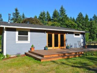 New Cottage On Beautiful Farm, Near Maple Beach