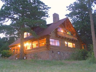 HISTORIC 'Overlook Ranch and Retreat' Mountain Lodge & Cabins