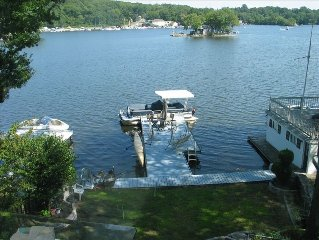Spectacular Lakefront 4BR/3.5BA House in Lake Hopatcong ~NJ~