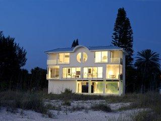Beachfront Oasis ~ Luxury & Spectacular Beachfront Views