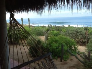 Beachfront Beauty on Pedrito side **INSANE LOCATION**