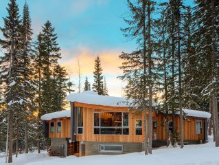 A True Ski-in Ski-out, One Of A Kind Family Home