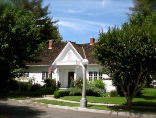 Hutchins House in Beautiful Downtown Lodi