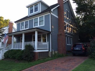 LUXURY DOWNTOWN HOME - WALK TO EVERYTHING ANNAPOLIS HAS TO OFFER!