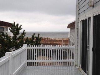 Indirect Oceanfront 3BR/2BA-Fabulous Ocean Views! Direct Beach Access