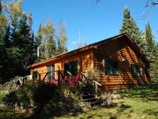 Grand Marais Pike Lake: Stay 2 Nights, Get the 3rd Night Free - Jan. thru Apr.