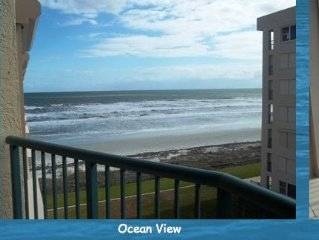 Oceanview Paradise On Gorgeous Ponce Inlet Beach