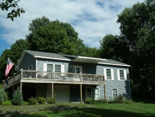 Cooperstown Serene County Setting with King Beds & Comforts of Home!