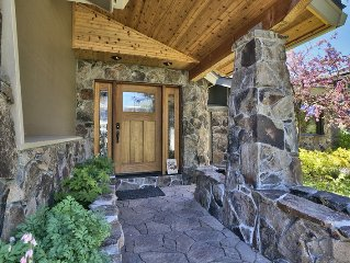 Tahoe Waterfront Mountain Luxury Lodge