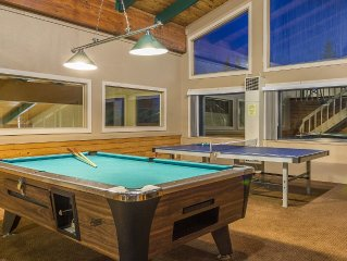 Central to 5 ski resorts,Great Rates, Pool, Mount