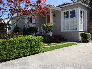 Remodeled Beautiful Bungalow - New Listing on Quiet Street Near Burlingame Ave