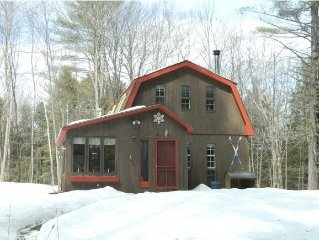 - GREAT SNOW CONDITIONS - 4 Bed, 2 Bath Post & Beam