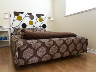 'Suite on Main' | Trendy Main Street | Queen Elizabeth Park | Hillcrest center