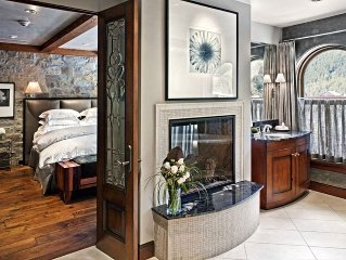 3/3 Penthouse, 2 Blks to Gondola, Fab Deck/Views, Wi-Fi