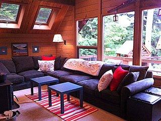 Alpencommune-Mt. Rainier+Crystal Ski Resort Park Pass-Mgr. Abigail's Concierge