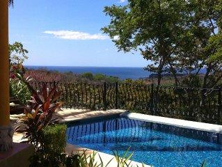 Nosara Area Luxury Family Home Ocean, Jungle Views