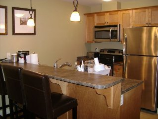 Gorgeous Slopeside Condo for Winter and Summer Fun