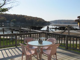 Lake of the Ozarks Getaway - Lakefront Property #16B