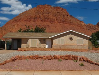 Private Home Near Snow Canyon, Tuacahn And Walking Distance To VA