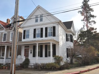 Historic Downtown Annapolis Home for Rent- Steps to Naval Academy