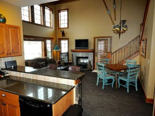 Luxury Boyne Mtn Condo, Ski-in/Ski-out, Private Hot Tub