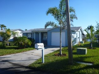 'BEAUTIFUL WATERFRONT HOME'  ONLY MINUTES FROM BEACHES!!