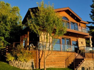 Luxury Flathead Lakefront Home in Bigfork
