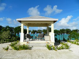 A beautiful villa on the BEACH! - Conch Cottage