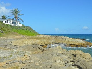 Moonwalk. North Shore St. Croix.  As featured on HGTV's 'Caribbean Life'