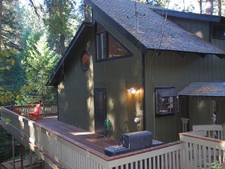 All Season Family Home Only 2.5 Hours From Bay Area