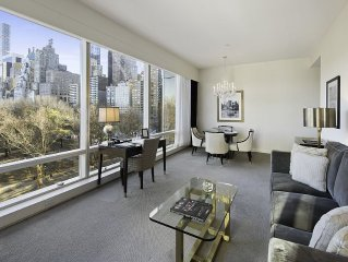 Luxury Living - Trump International Hotel | Walk to Lincoln Center, Culumbus Cir
