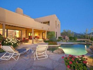 Pinnacle Peak Area- Lovely 4700 sqft Home- 4 acres, Pool, Million dollar views!