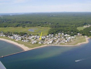 Family Get-a-way/Beach Access/View of Saco River Inlet-See Reviews