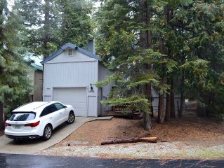 Silvertip: 2 BR + large loft / 2 BA, Sleeps 4 adults and 4 children