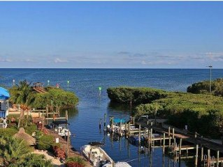 Ocean Pointe Resort; Oceanfront, Pool, Beach, Marina and Views.  Key Largo