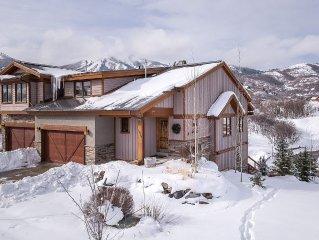 Park City Family Mountain Home, between Deer Valley & Jordanelle Reservoir