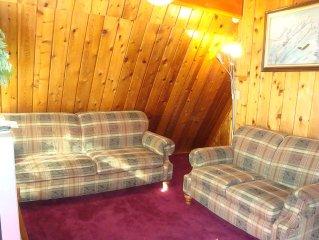 Clean SE Victor ID  cabin near Jackson, WY; GTNP, YNP, Grand Targhee