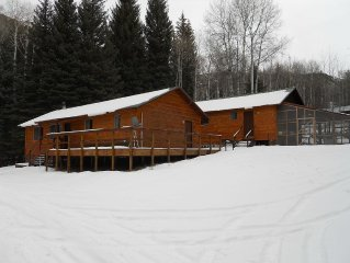 Family and Group Friendly Lodge in a private and majestic creekside setting