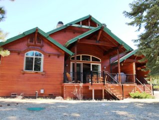 Bailey Creek Cottages (2 night min.)