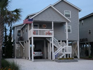 WATERFRONT CANAL HOME WITH DOCK and EASY BEACH ACCESS