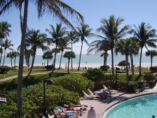 5/6 week open $1100+ tx  Spectacular Gulf View Pt Santo Ground Flr 2BR Condo